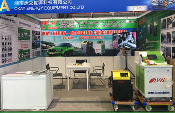 okay energy at automechanika shanghai 2019